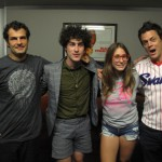 Mat Hoffman, Jon Lynn, Jen Whalen, Johnny Knoxville